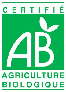 label AB - agriculture biologique - certificat - france