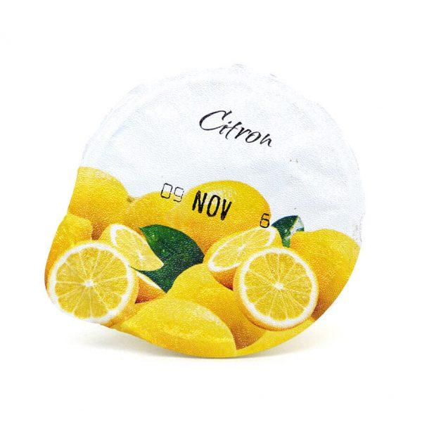 Yaourt citron bio trala laezh - GAEC Keravel