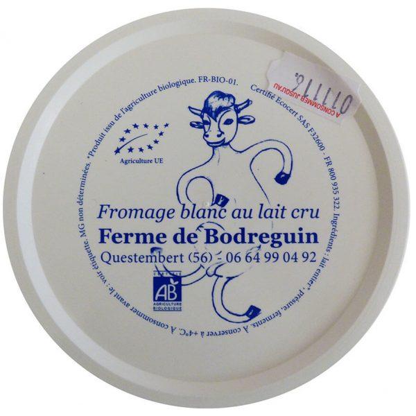 Fromage blanc au lait cru bio 500g