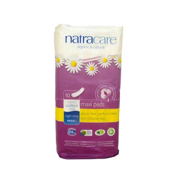 10 serviettes naturelles nuit