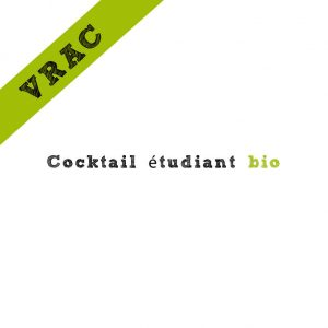Cocktail étudiant bio en vrac