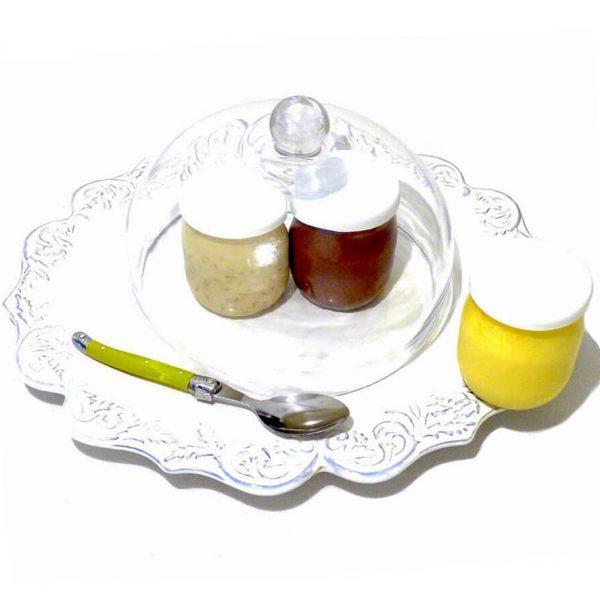 Crème au chocolat bio, Crème aux oeufs bio, Riz au lait bio