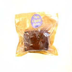 Pain d'épices raisin cannelle bio-La goutte de miel-Questembert