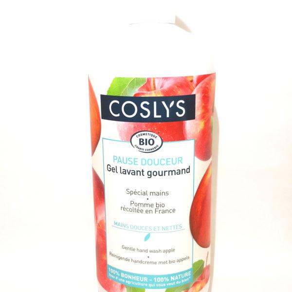 Gel lavant gourmand bio - spécial mains