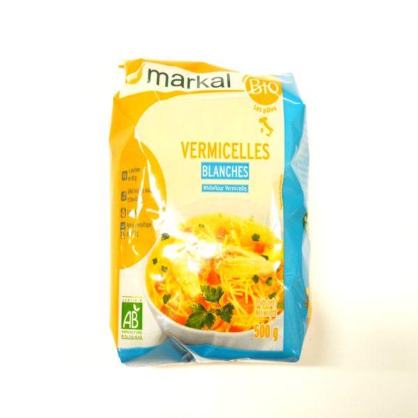 Vermicelles blanches-Epicerie biologique-Halle Terre Native-Questembert-Morbihan-56