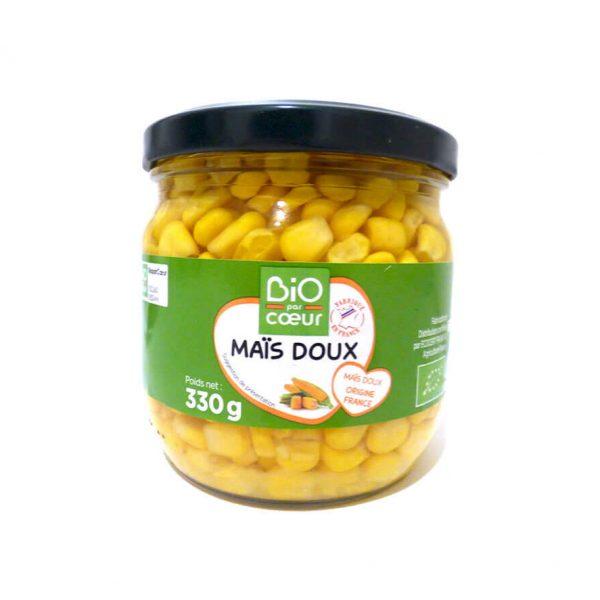 Maïs doux bio 330g