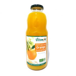 Pur jus orange biologique
