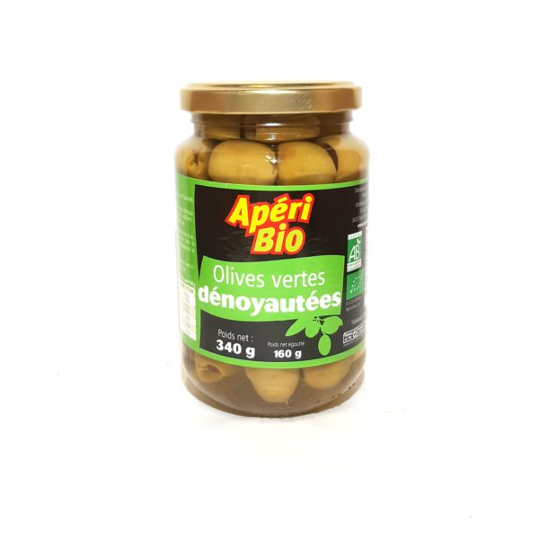 olives vertes dénoyautées bio-Questembert-Magasin bio et local-Morbihan-56